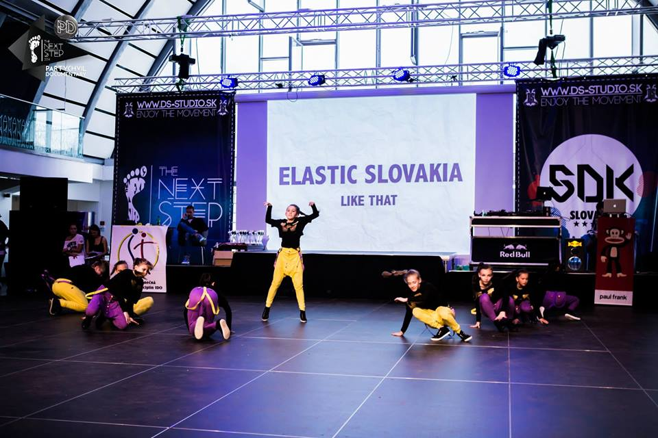 Majstrovstvá SR v Hip Hop Košice – Next Step 2014 | Tanečná